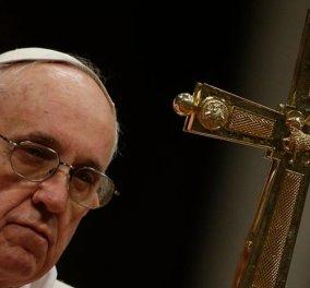 Η «εξομολόγηση» του Πάπα Φραγκίσκου: «Μάλλον θα κατέληγα στη φυλακή, αντί για Ποντίφικας!» - Κυρίως Φωτογραφία - Gallery - Video