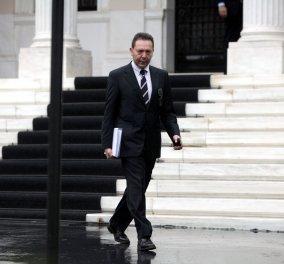 Στουρνάρας: Το κεφάλαιο Grexit έχει τελειώσει - Θα υπάρξει συμφωνία με τους δανειστές - Κυρίως Φωτογραφία - Gallery - Video