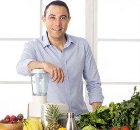 Αποκλειστικό: Ο γκουρού της διατροφής Δ. Γρηγοράκης μας δίνει τις δίαιτες για να ξανάρθουμε στα κιλά μας - Κυρίως Φωτογραφία - Gallery - Video