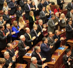 Η ερώτηση 33 βουλευτών της ΝΔ για τους διορισμούς του ΣΥΡΙΖΑ - Κυρίως Φωτογραφία - Gallery - Video