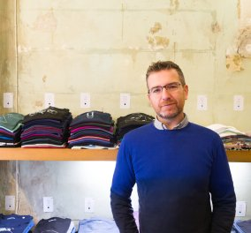 Αποκλ. Made in Greece το Koukoutsi: Μια απίθανη σειρά ελληνικών t - shirts με χιούμορ και μυαλό... κουκούτσι! - Κυρίως Φωτογραφία - Gallery - Video