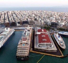 Ανοιχτά ξανά από αύριο τα λιμάνια - Νέα 48ωρη απεργία των ναυτικών στις 4 και 5 Φεβρουαρίου - Κυρίως Φωτογραφία - Gallery - Video