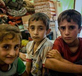 20 άνθρωποι πέθαναν από την πείνα στη Συρία -200.000 κινδυνεύουν -ξαφνική επιδείνωση της κατάστασης - Κυρίως Φωτογραφία - Gallery - Video