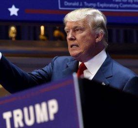 Το πρώτο προεκλογικό σποτ του Τραμπ -Τα «βάζει» με μουσουλμάνους & μετανάστες - Κυρίως Φωτογραφία - Gallery - Video