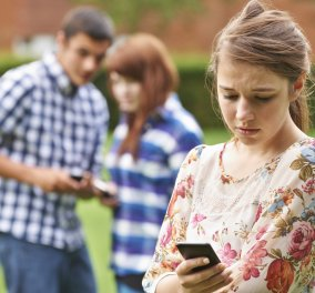15χρονη ασκούσε «Cyberbullying» σε συμμαθήτριές της - Δεκάδες διαδικτυακά μηνύματα - Κυρίως Φωτογραφία - Gallery - Video