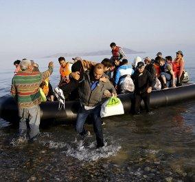 Γκάλοπ από τους Financial times: Να γίνει διαγραφή του χρέους της Ελλάδας με αντάλλαγμα να κρατήσει τους πρόσφυγες; - Κυρίως Φωτογραφία - Gallery - Video