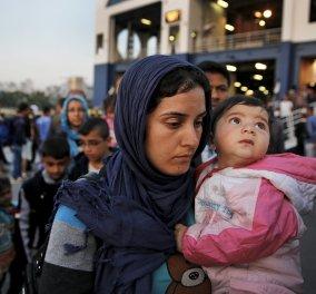 Η Ευρώπη και η Λαγκάρντ απειλούν την Ελλάδα: Εκτός Σένγκεν & περίφραξη για εγκλωβισμό χιλιάδων μεταναστών  - Κυρίως Φωτογραφία - Gallery - Video