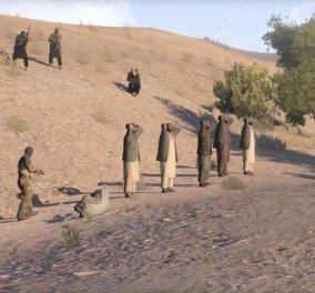 Βίντεο: Δημιουργήθηκε video game με εκτελέσεις των τζιχαντιστών - Σκληρές εικόνες - Κυρίως Φωτογραφία - Gallery - Video