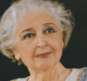Θρήνος για το ελληνικό θέατρο: Πέθανε η μεγάλη ηθοποιός Άννα Συνοδινού  - Κυρίως Φωτογραφία - Gallery - Video