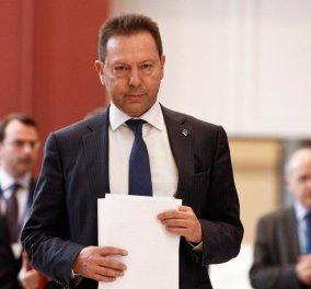 Aισιόδοξος για το μέλλον ο Γ. Στουρνάρας: Η Τράπεζα της Ελλάδος θα συνεχίσει να είναι θεματοφύλακας της σταθερότητας εντός Ευρωσυστήματος - Κυρίως Φωτογραφία - Gallery - Video