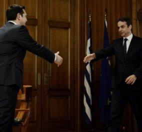 Κ. Μητσοτάκης στη Βουλή: Είστε η πιο επιζήμια κυβέρνηση της μεταπολίτευσης  - Κυρίως Φωτογραφία - Gallery - Video