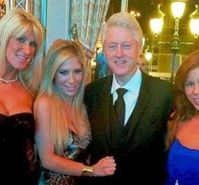 Η Λίντα Τριπ αποκαλύπτει: 2.000 ερωμένες είχε ο Μπιλ Κλίντον στον Λευκό Οίκο - Η Μόνικα ήταν μία από αυτές - Κυρίως Φωτογραφία - Gallery - Video