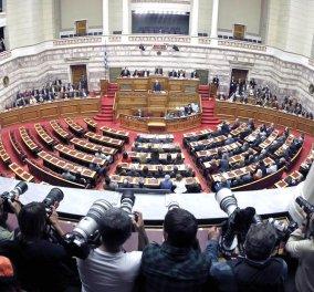 Live από τη Βουλή: H συζήτηση για τις τηλεοπτικές άδειες - Αμυράς VS Παππά: Ο βασιλιάς είναι γυμνός, ο υπουργός είναι γυμνός - Κυρίως Φωτογραφία - Gallery - Video