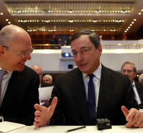 Αναβάθμιση - έκπληξη της ελληνικής οικονομίας από τη Standard & Poor's! Φτερά το Χρηματιστήριο από δηλώσεις Ντράγκι  - Κυρίως Φωτογραφία - Gallery - Video