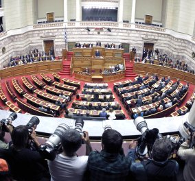 Απολύονται 7 υπάλληλοι της Βουλής με εντολή Βούτση - Είχαν πλαστά πτυχία ΑΕΙ & απολυτήρια Λυκείου - Κυρίως Φωτογραφία - Gallery - Video