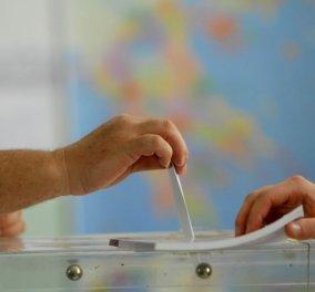 Νέα δημοσκόπηση: Με 6,5 προηγείται η Νέα Δημοκρατία του ΣΥΡΙΖΑ  - Κυρίως Φωτογραφία - Gallery - Video