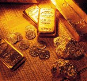 Η χρυσή πρόταση Γερμανού ιστορικού: Να αποζημιωθεί η Ελλάδα, με ράβδους χρυσού - Κυρίως Φωτογραφία - Gallery - Video
