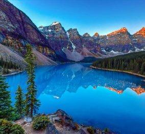 Μαγευτικές αντανακλάσεις τοπίων στο νερό! Βλέπεις διπλά ότι ωραιότερο υπάρχει στη γη - Κυρίως Φωτογραφία - Gallery - Video