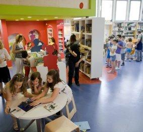 Good News για τη πολυβραβευμένη Βιβλιοθήκη Βέροιας: Σε 2 εβδομάδες συγκεντρώθηκαν 43.000 ευρω για την ανακαίνιση της - Κυρίως Φωτογραφία - Gallery - Video