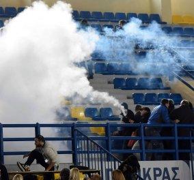 Ξύλο σε αγώνα χάντμπολ γυναικών! - Αναγκάστηκε να φυγαδευτεί ο Ιβάν Σαββίδης - Κυρίως Φωτογραφία - Gallery - Video