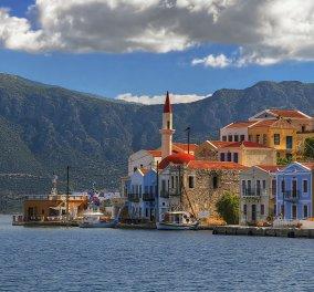 Telegraph: 6 στα 18 καλύτερα μυστικά νησιά της Ευρώπης είναι ελληνικά - Ύμνοι για Καστελλόριζο, Μεγανήσι, Μονεμβασιά, Κέα - Κυρίως Φωτογραφία - Gallery - Video