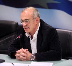 """Το """"έλα να δεις"""" σε ομιλία του Μάρδα: Πιάστηκαν στα χέρια αγρότες και μέλη του ΣΥΡΙΖΑ με παρόντα τον υπουργό  - Κυρίως Φωτογραφία - Gallery - Video"""