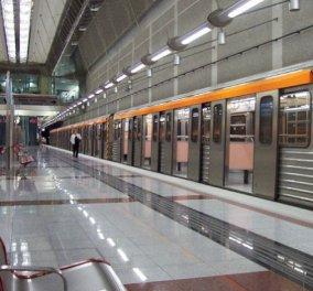 Χωρίς μετρό και ηλεκτρικό αύριο έως τις 8 το πρωί - Η ανακοίνωση της ΣΤΑΣΥ - Κυρίως Φωτογραφία - Gallery - Video