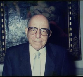 Μεγάλη απώλεια: Πέθανε ο ακαδημαϊκός Κωνσταντίνος Δεσποτόπουλος σε ηλικία 103 ετών: Προσωπικότητα του Ελληνισμού   - Κυρίως Φωτογραφία - Gallery - Video