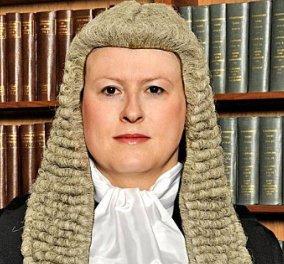 O πρώτος τρανσέξουαλ δικαστής στην ιστορία της Βρετανίας: Ήταν άντρας, τον έλεγαν Τζέισον & τώρα γυναίκα η .. Βικτόρια - Κυρίως Φωτογραφία - Gallery - Video