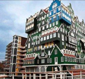 12 Μοναδικά ξενοδοχεία με ξεχωριστή αρχιτεκτονική και κορυφαίο design στα οποία θα ήθελες να μείνεις... χθες - Κυρίως Φωτογραφία - Gallery - Video