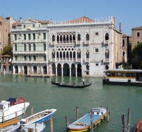 Ανακαλύψτε το παλάτσο Σάντα Σοφία - Ο εκπληκτικός Χρυσός Οίκος της Βενετίας - Κυρίως Φωτογραφία - Gallery - Video