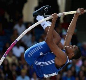 Good News: Ο 16χρονος Εμμανουήλ Καραλής κατέρριψε το παγκόσμιο ρεκόρ παίδων στο άλμα επί κοντώ - Κυρίως Φωτογραφία - Gallery - Video