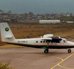 Τραγωδία στο Νεπάλ- Συνετρίβη αεροσκάφος: 23 νεκροί ανάμεσα τους 2 παιδιά - Κυρίως Φωτογραφία - Gallery - Video