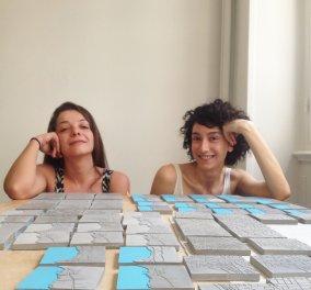 """Αποκλ. Made in Greece η """"Α Future Perfect"""": Δύο νεαρές Ελληνίδες στέλνουν σουβενίρ από την Ελλάδα, με αγάπη, έως τη Σιγκαπούρη & την Αμερική  - Κυρίως Φωτογραφία - Gallery - Video"""
