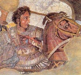 To βίντεο της ημέρας: Όλες οι κατακτήσεις του Μεγάλου Αλεξάνδρου σε 1:30 λεπτό  - Κυρίως Φωτογραφία - Gallery - Video