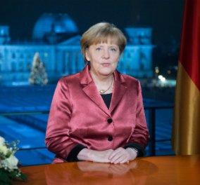 Μήνυμα Μέρκελ: Προέχει η από κοινού φύλαξη των εξωτερικών συνόρων της Ευρωπαϊκής Ένωσης - Κυρίως Φωτογραφία - Gallery - Video