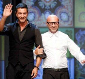 Σάλος με τη τσάντα των Dolce & Gabbana: Έχει print γκέι οικογένειες με τα παιδάκια τους - Κυρίως Φωτογραφία - Gallery - Video