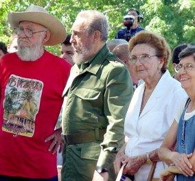 """Πένθος για τον Φιντέλ Κάστρο: """"Έφυγε"""" από την ζωή σε ηλικία 91 ετών ο αδερφός του Ραμόν  - Κυρίως Φωτογραφία - Gallery - Video"""