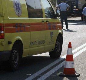 Τραγωδία στο Ηράκλειο: Μηχανάκι παρέσυρε 6χρονο αγοράκι - Κυρίως Φωτογραφία - Gallery - Video