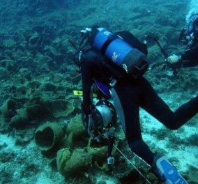 100 βυθισμένα σκάφη στις ακτές της Μικράς Ασίας: 1 Μινωικό στο βυθό ανάμεσα σε Κω & Ρόδο - Κυρίως Φωτογραφία - Gallery - Video