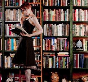 Στο Βελβεντό η Βιβλιοθήκη, ένα μικρό «θαύμα» που ξαναγεννιέται - Πως η Ανέτ Σλουμπερζέ έφτιαξε 22 βιβλιοθήκες σε όλη την Ελλάδα!!!  - Κυρίως Φωτογραφία - Gallery - Video
