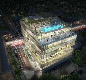 Gwyneth Paltrow: Ανοίγει υπερπολυτελές 9όροφο prive club στο Χόλιγουντ - Δείτε τα πρώτα σχέδια    - Κυρίως Φωτογραφία - Gallery - Video
