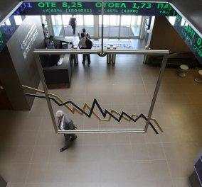 Νέα βουτιά στο χρηματιστήριο - Πάτο έπιασαν οι τράπεζες - Κυρίως Φωτογραφία - Gallery - Video