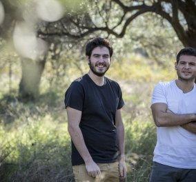 Αποκλ. Made in Greece το ελαιόλαδο LADOLEA των αδερφών Κλουτσινιώτη - 3 παγκόσμια βραβεία design και υπέροχο γλυκό ξύδι - Κυρίως Φωτογραφία - Gallery - Video