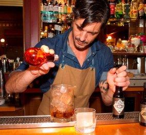 Το 42 ανακηρύχθηκε το πρώτο μεταξύ high end bar της Αθήνας - Η Θάλεια Τσιχλάκη το φιλοσοφεί & γράφει   - Κυρίως Φωτογραφία - Gallery - Video