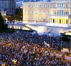 Όλα όσα έγιναν στη μεγαλύτερη απεργία στην Ελλάδα (Φώτο- Δηλώσεις-  Βίντεο) - Κυρίως Φωτογραφία - Gallery - Video
