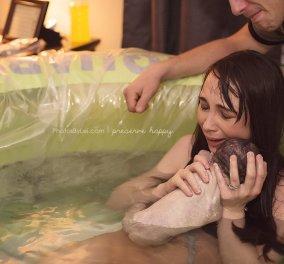 17 προσωπικές φωτογραφίες που δείχνουν το μεγαλείο της γέννας σε κάθε της μορφή - Κυρίως Φωτογραφία - Gallery - Video