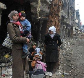 Σε ισχύ η κατάπαυση πυρός στην Συρία - Ποιές ομάδες συνεχίζουν να πολεμούν - Κυρίως Φωτογραφία - Gallery - Video