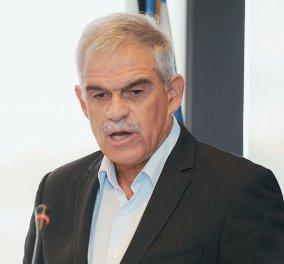 Nίκος Τόσκας: Δημοσιοσχεσίτης ήταν ο Μανώλης Σφακιανάκης - Κυρίως Φωτογραφία - Gallery - Video