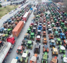 Χαμός στα social media από tweet της «Αυγής»: «Θέλουν οι αγρότες να πάνε στη Βουλγαρία... που δεν έχει επιδοτήσεις;» - Κυρίως Φωτογραφία - Gallery - Video